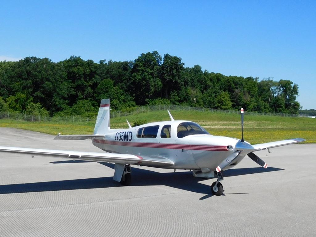 1995 Mooney Ovation- N35MD