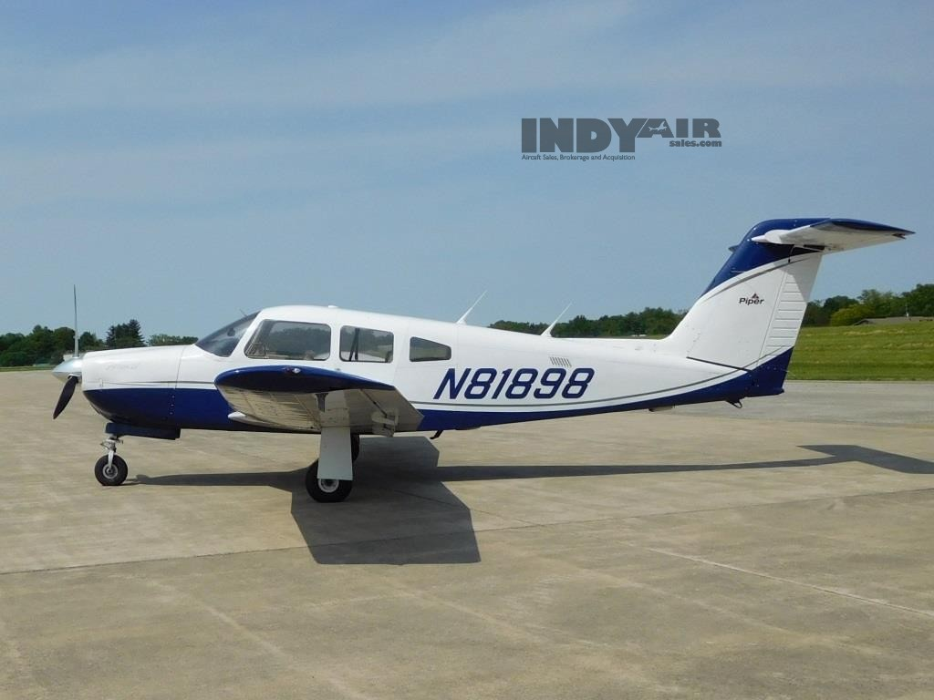 1980 Piper Arrow IV - N81898