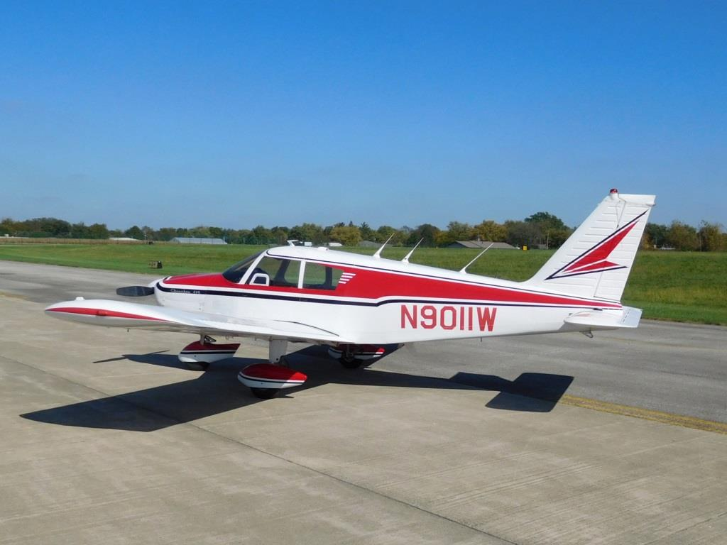 SOLD!!! 1965 Piper Cherokee- N9011W