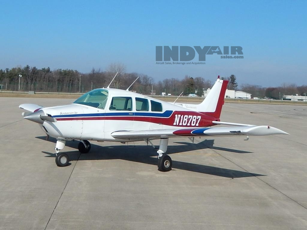 1977 Beechcraft C23 Sundowner - N18787