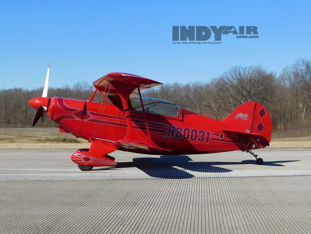 1973 Pitts S-2A - N80031