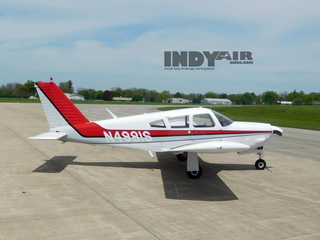 1970 Piper Arrow 200 - N4981S