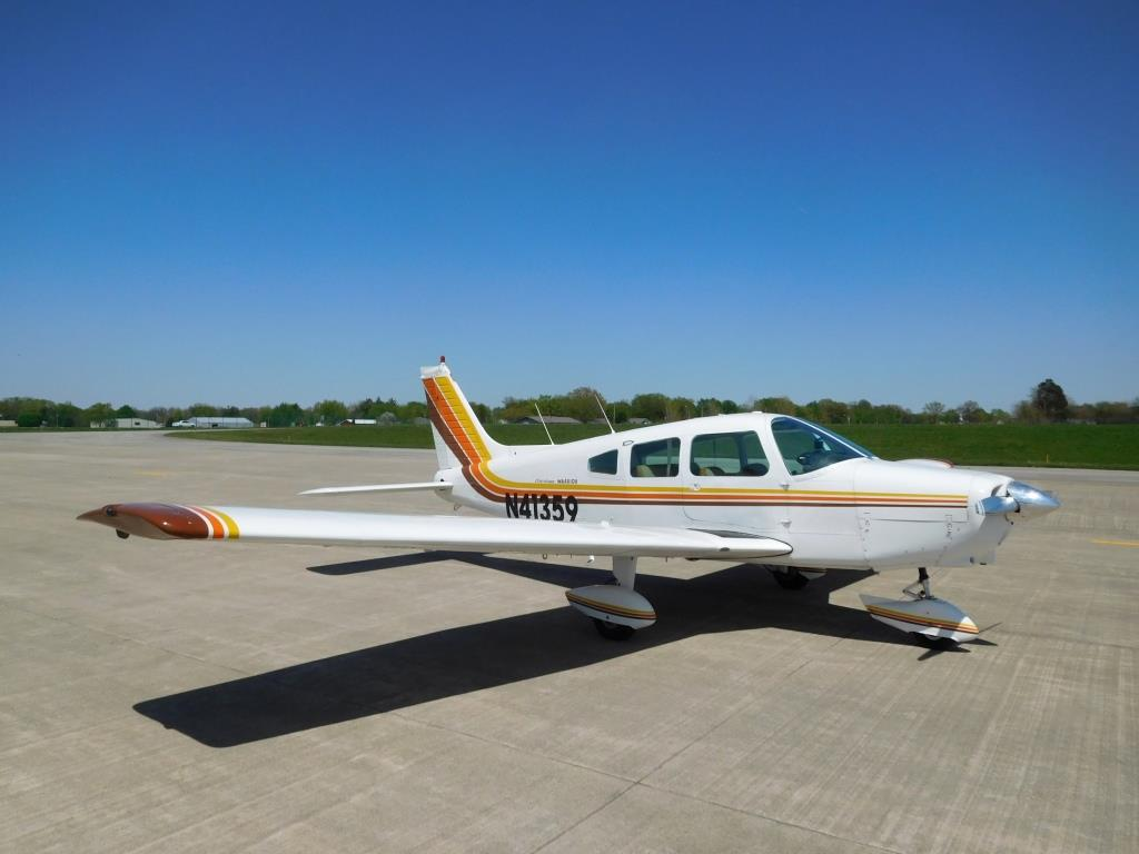 1974 Piper Warrior - N41359