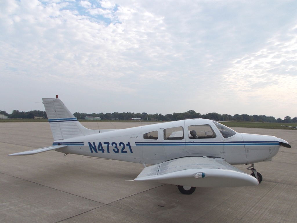 1978 Piper Warrior II - N47321