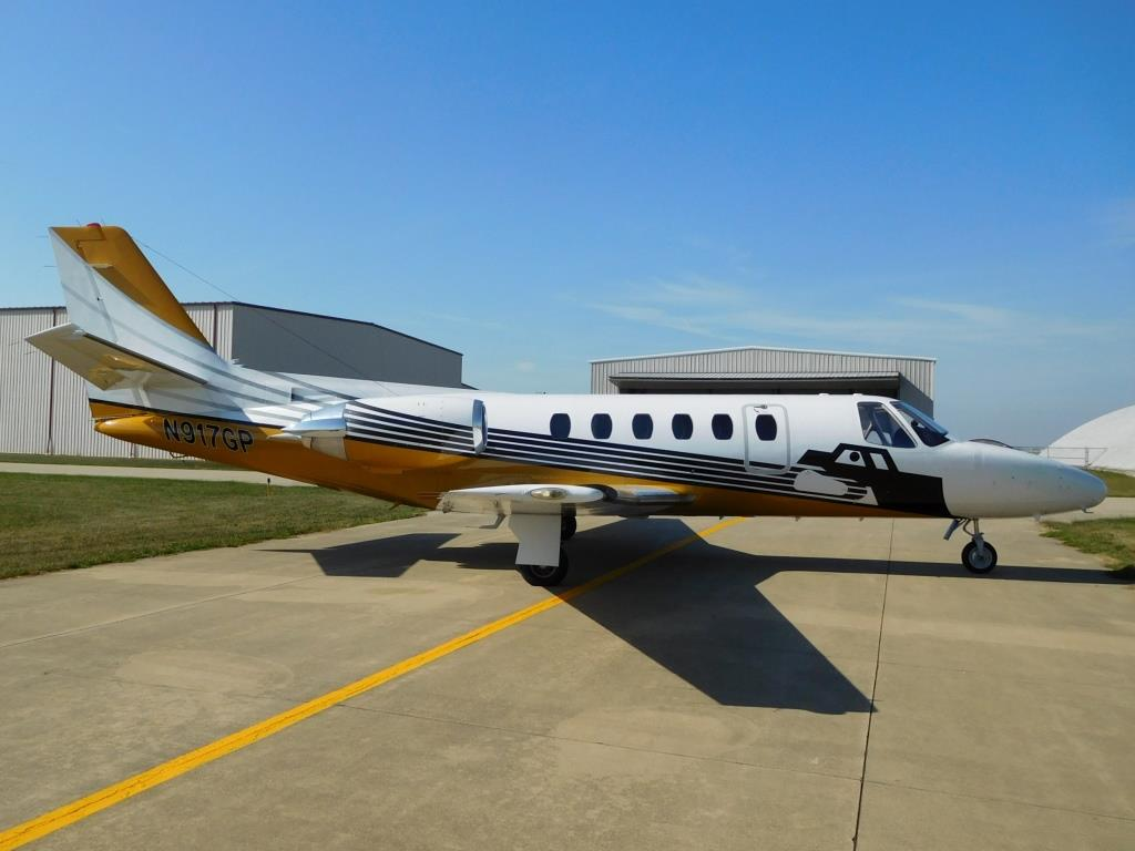 1985 Cessna Citation SII - N917GP