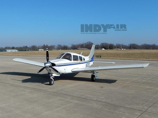 1976 Piper Arrow II   200 HP-N8321C